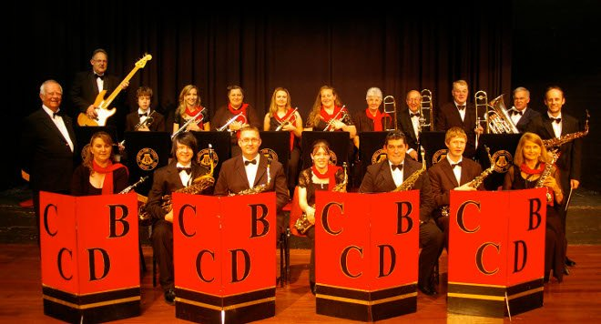 CCDB Concert Band